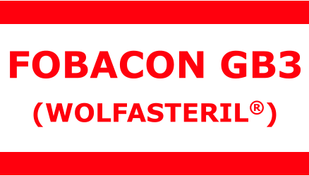 FOBACON GB3 (WOLFASTERIL®)